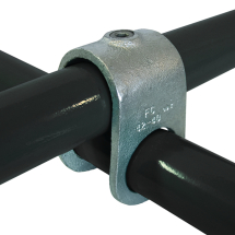 2inch (G50) C42 Clamp On Crossover Tube/Pipe Clamp