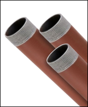 Red Oxide Tube & Pipe EN10255 (BS1387) Dual Certified EN10217-1