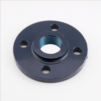 Black Screwed Steel Flange PN16 EN1092-1 (BS4504)