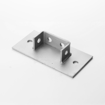Base Plate for Double Channel