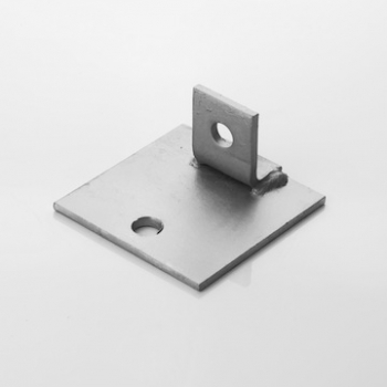 Base Plate with Single Fix