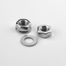 Nuts, Set Screws & Washers