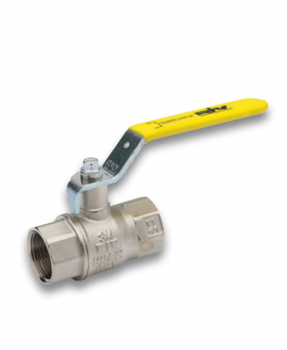 Ball Valve - EN331 British Gas Approved