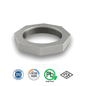 Galvanised Backnut Malleable Pipe Fitting