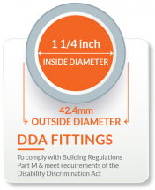 DDA Tube Clamps