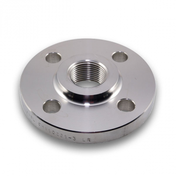 PN16 Threaded Flange 316/L Stainless Steel
